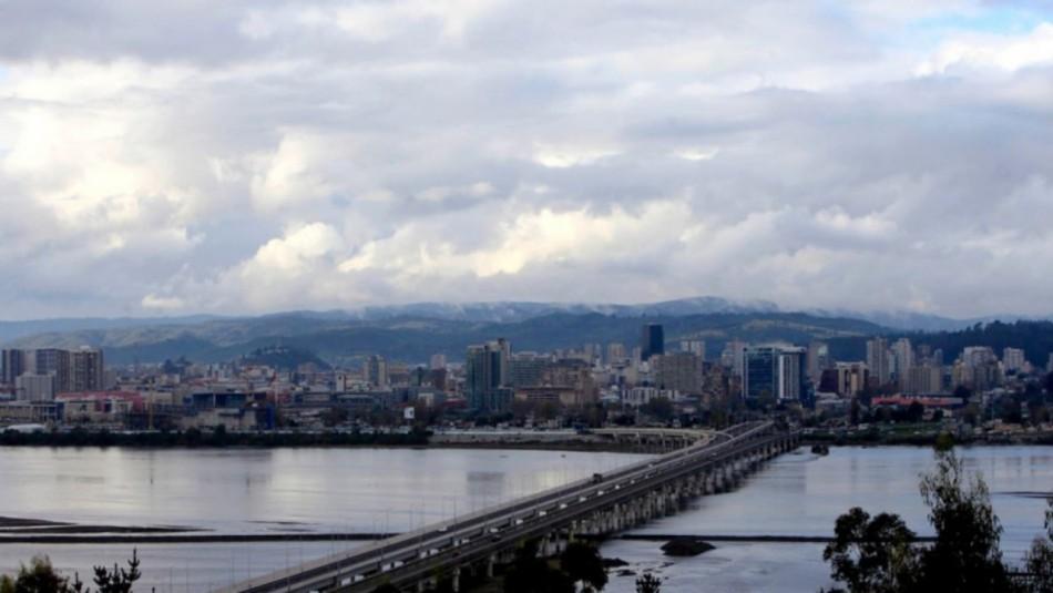 Concepción con algo de nubosidad: Revisa el pronóstico del tiempo