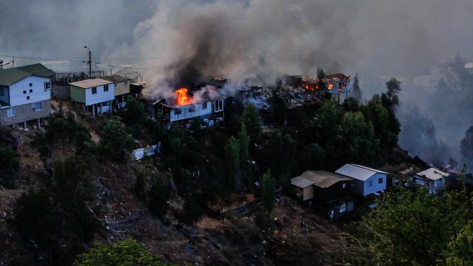 Encargado emergencias de municipalidad de Valparaíso: