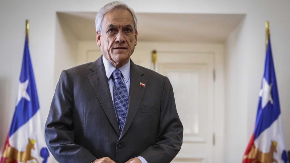 Reacciones del mundo político a la entrevista de Piñera por veracidad de videos denunciantes