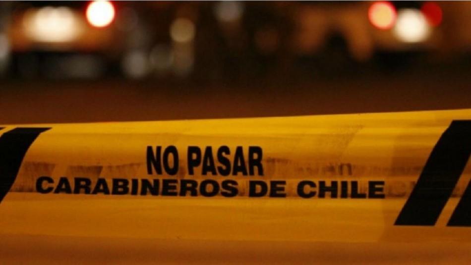 Carabinero de civil muere tras ser baleado por sujetos que robaron su vehículo