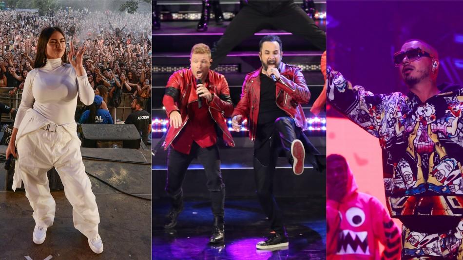 De Paloma Mami a los Backstreet Boys: Los mejores conciertos del 2019 en Chile