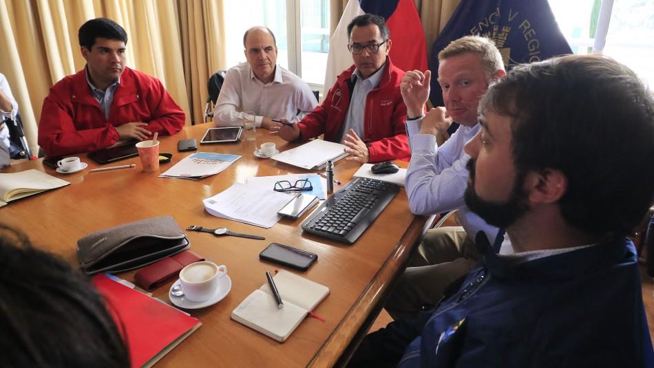 Incendio en Valparaíso: Autoridades dan plazo de tres semanas para un plan de reconstrucción