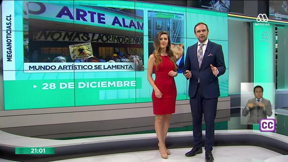 Meganoticias Prime - Sábado 28 de diciembre 2019