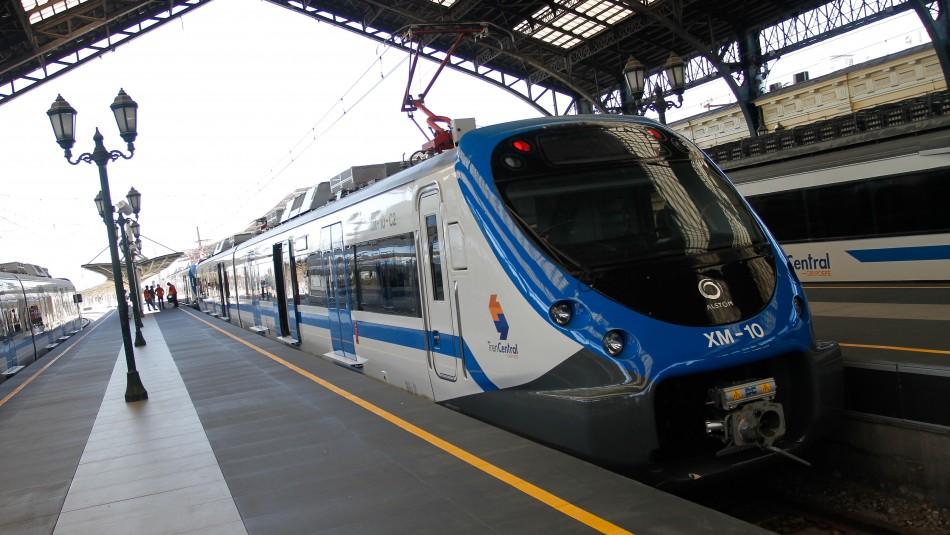 Tren Santiago-Melipilla: EFE lanza licitaciones de las primeras obras