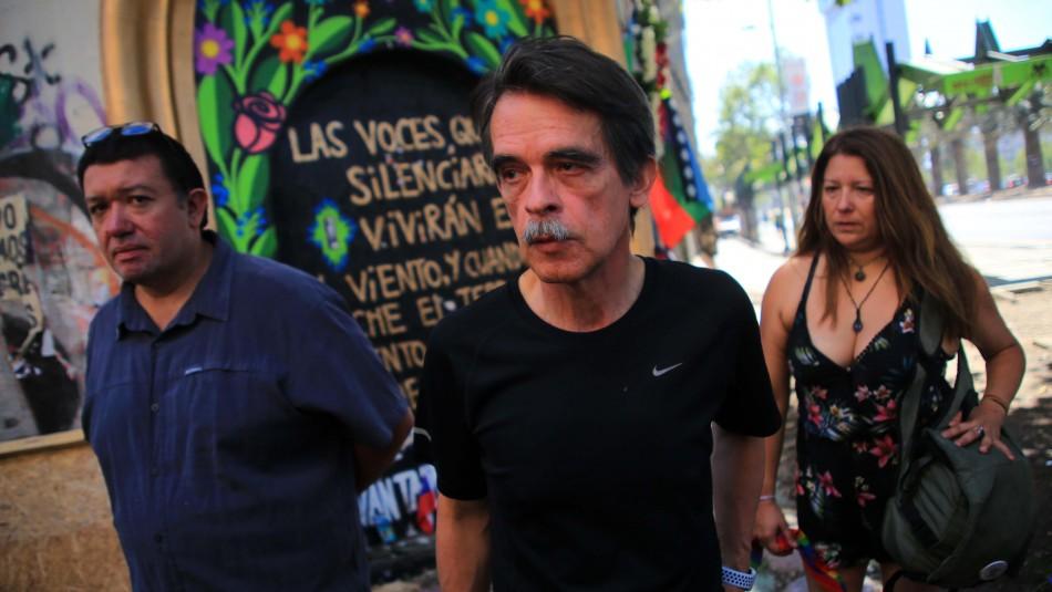 Dirigente de la Mesa de Unidad Social exige destitución de intendente Guevara y general Rozas