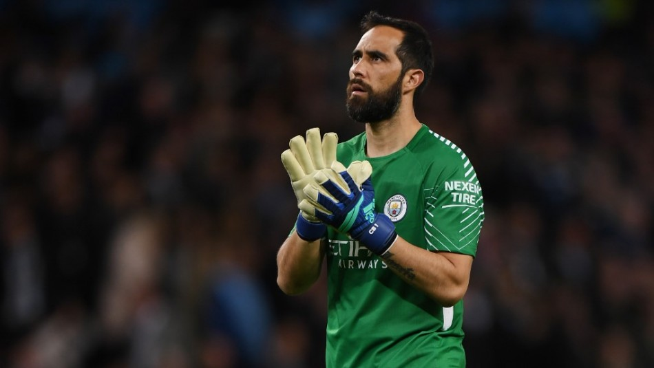 Claudio Bravo podría llegar al New York City de la MLS en 2020
