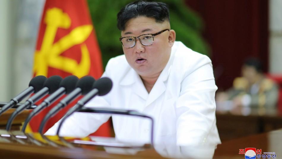Kim Jong Un advierte sobre la