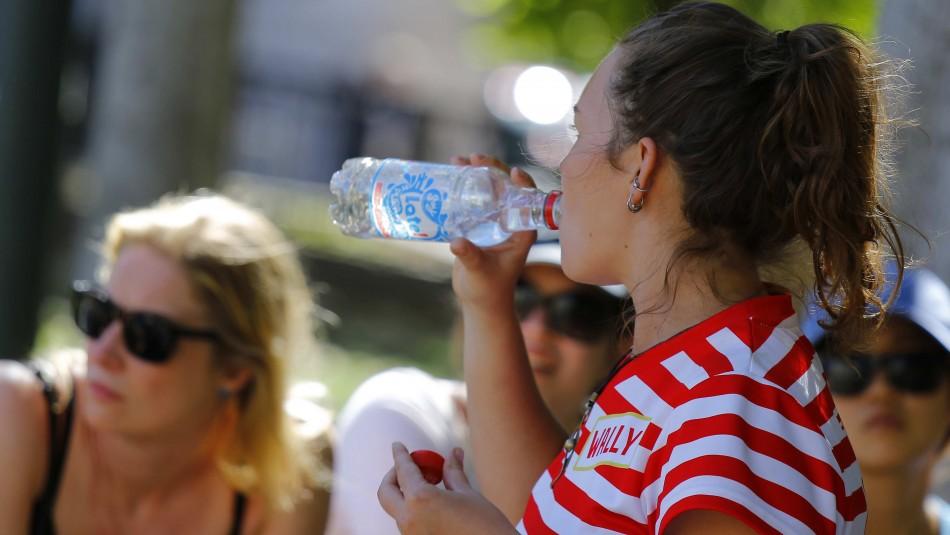 Ola de calor dejará en Santiago un fin de año con máximas de 35°