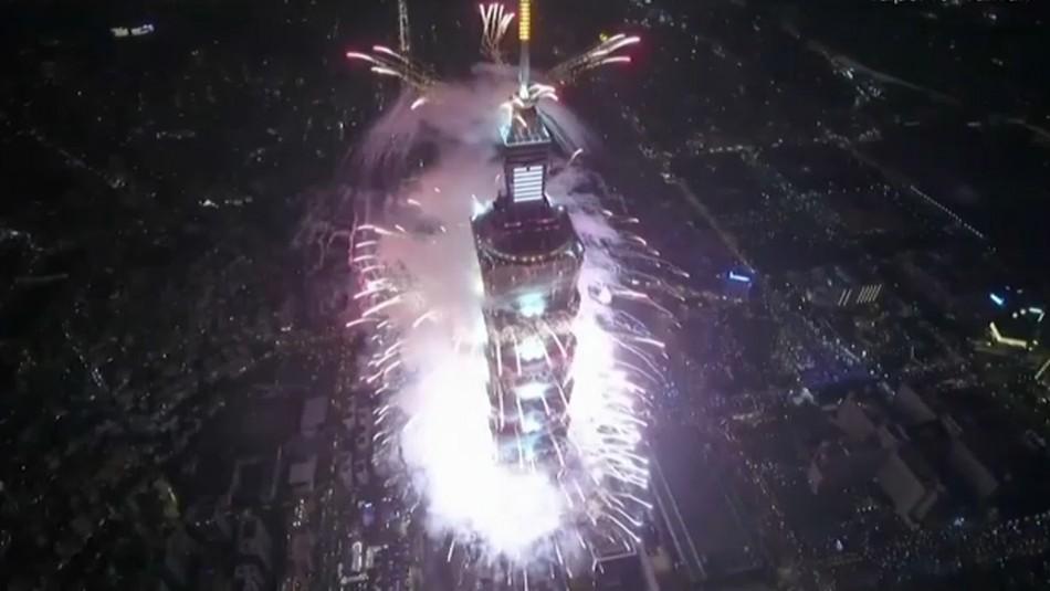 Así fueron las celebraciones de Año Nuevo en distintas partes del mundo