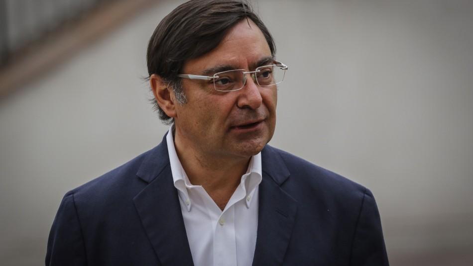 Conoce la acusación constitucional contra el intendente Felipe Guevara