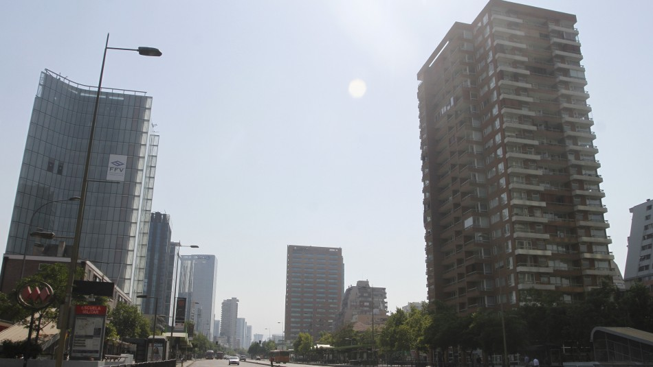 Santiago soleado y cálido: Revisa el pronóstico del tiempo