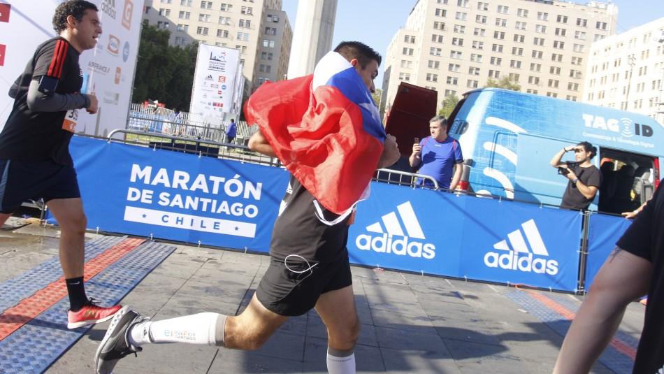 Maratón de Santiago aplaza su fecha de realización y cambia la zona de largada