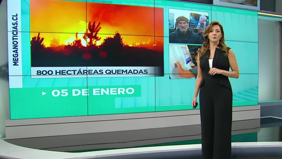 Meganoticias Prime - Domingo 05 de enero 2020