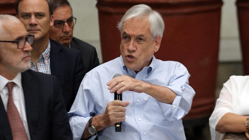 Baja en precios de remedios y menos tiempo de espera: Presidente Piñera presentó proyecto