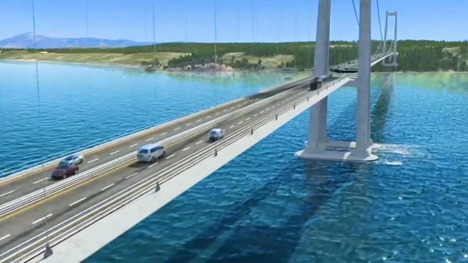 El Puente Chacao: La construcción a medias que amenaza a Chiloé