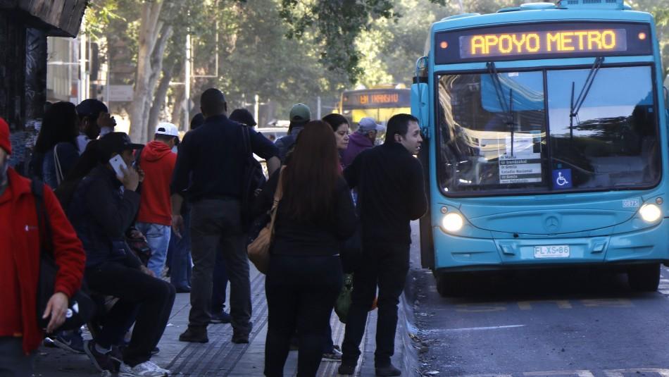 Transporte Santiago