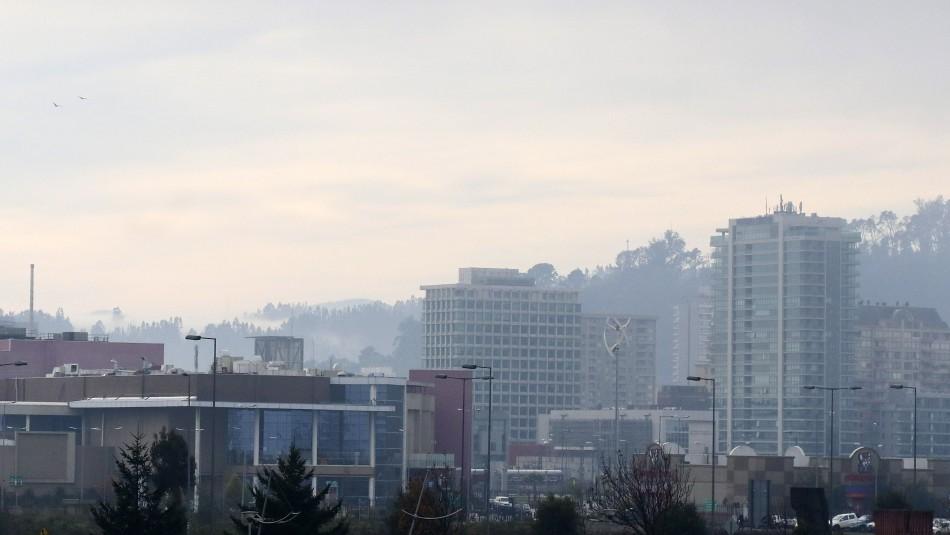 Concepción parcialmente despejado: Revisa el pronóstico del tiempo