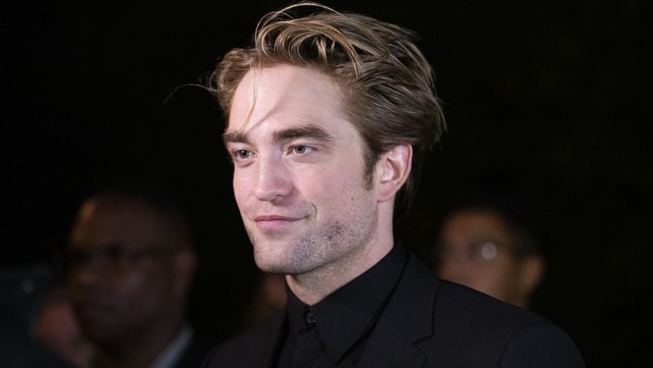 Filtran las primeras fotos que muestran a Robert Pattinson como el nuevo Batman