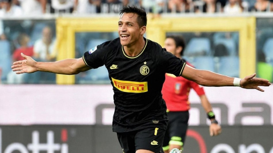 Alexis Sánchez busca triunfo con el Inter.
