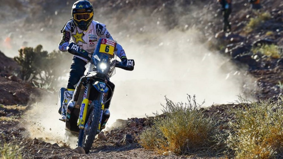 Sigue la etapa 4 del Dakar 2020.