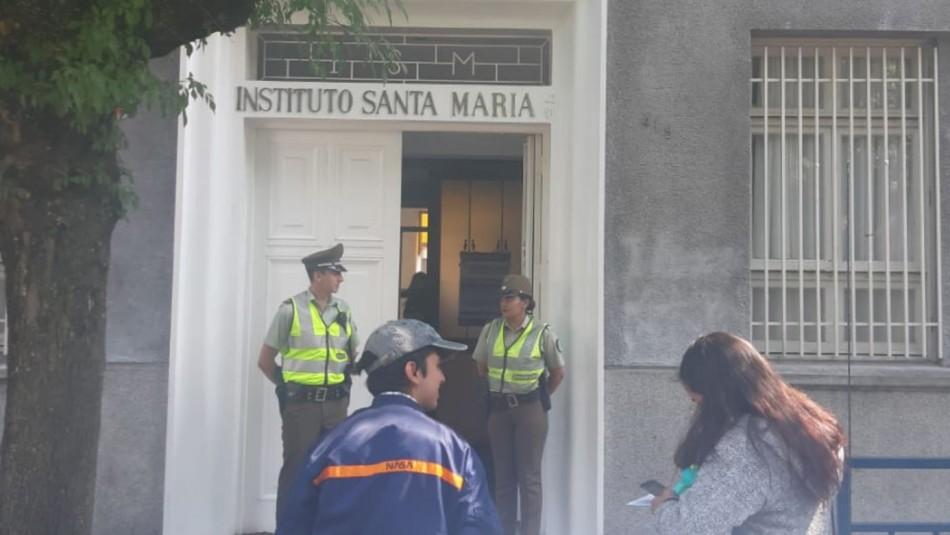 Dos jóvenes intentaron sustraer facsímiles de la PSU en Chillán y Quinta Normal