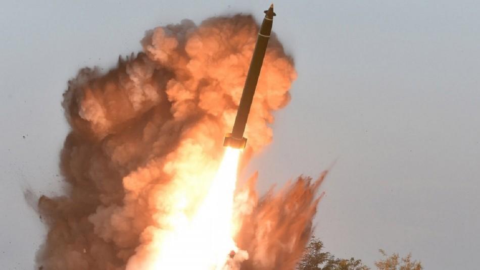 Tres misiles caen en las cercanías de la embajada de Estados Unidos en Bagdad