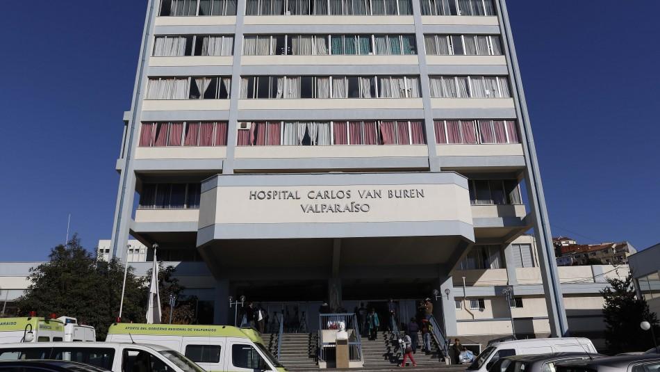 Hospital enfermo: La dura realidad del Van Buren
