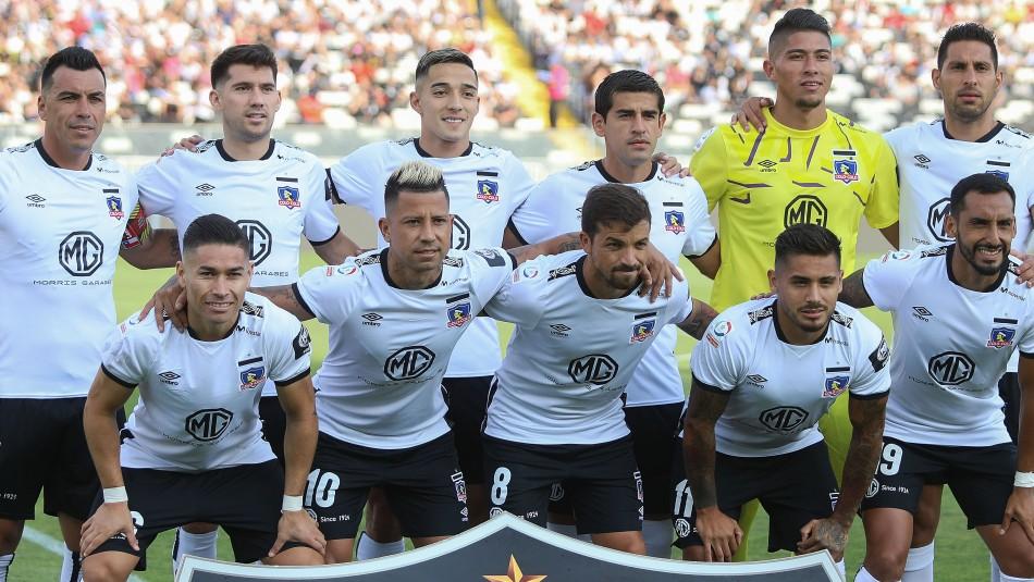 Tenaga Harian Lepas 2008: Colo Colo : Colo Colo Ficha A Un ...