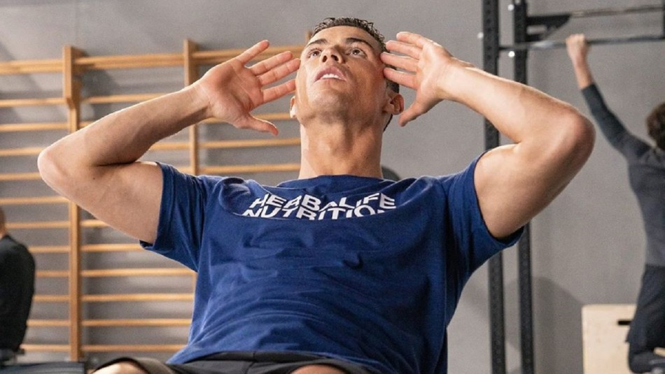 Cristiano Ronaldo da que hablar con su foto.