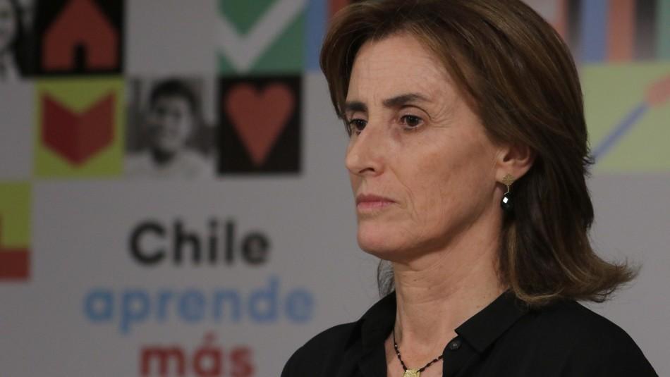 Diputados PS buscan citar a sesión especial a ministra Cubillos por proceso de la PSU