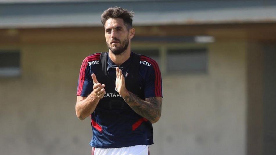 La U derrota a Coquimbo Unido en amistoso gracias a estreno goleador de Joaquín Larrivey