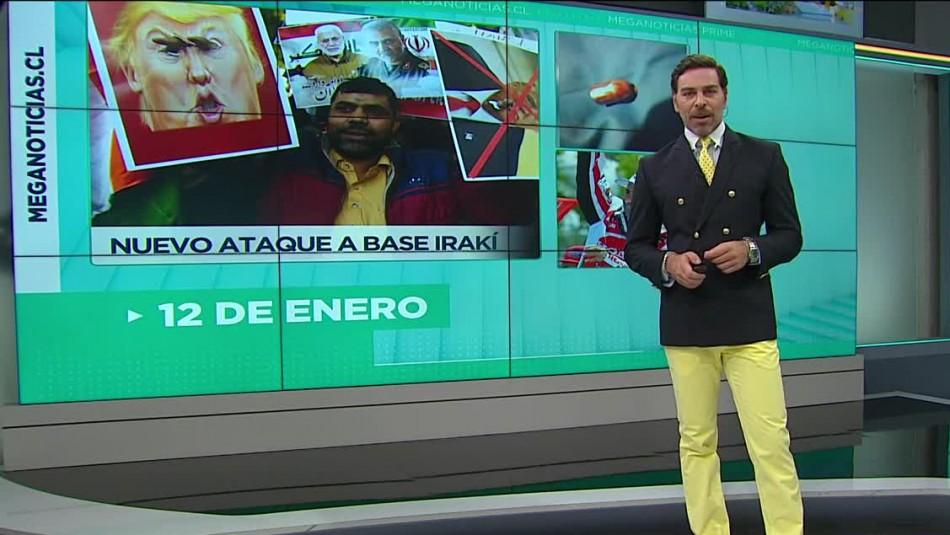 Meganoticias Prime - Domingo 12 de enero 2020