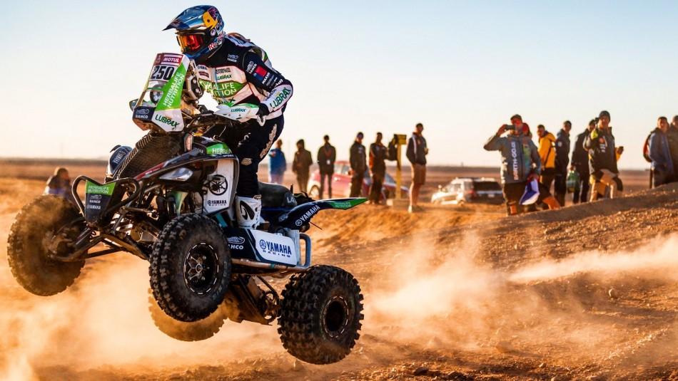 Sigue a los pilotos chilenos en el Dakar 2020.