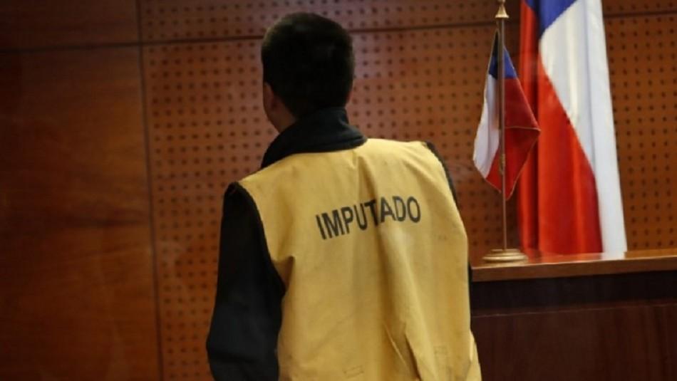 Prisión preventiva para militar y otro sujeto acusados de matar a joven en supermercado de Los Andes