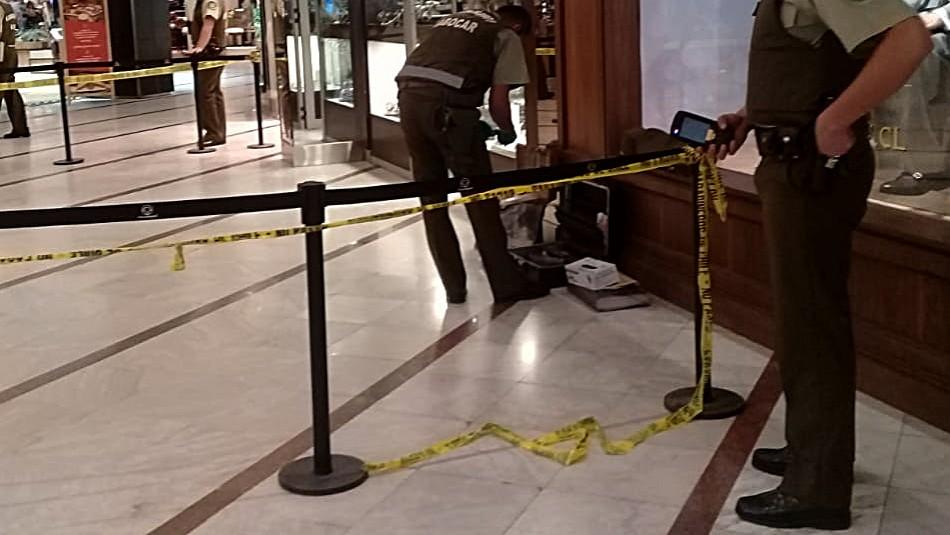 Menor de 13 años es acusado de provocar tres amagos de incendio en mall de Temuco