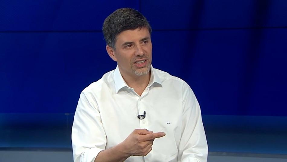 Marcelo Díaz tras salir del PS:
