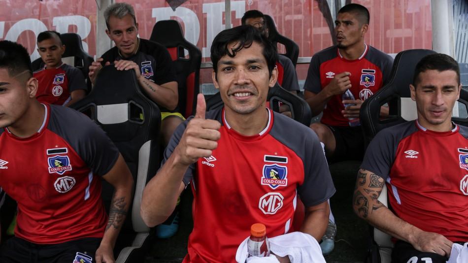 Hinchas celebran refuerzos de Colo Colo: