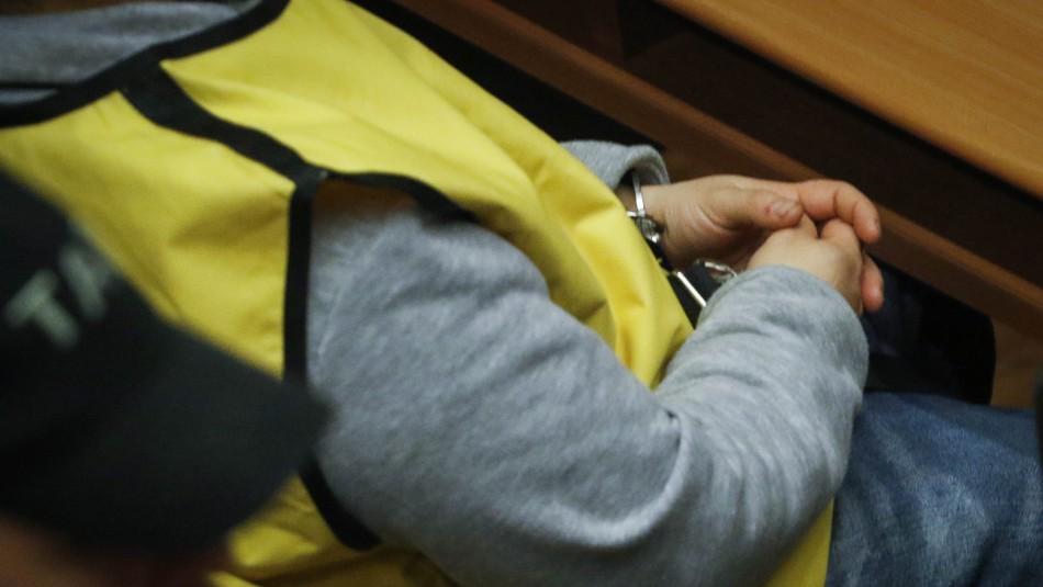 Corte de Apelaciones ratifica prisión preventiva de sujeto detenido por carabineros de civil