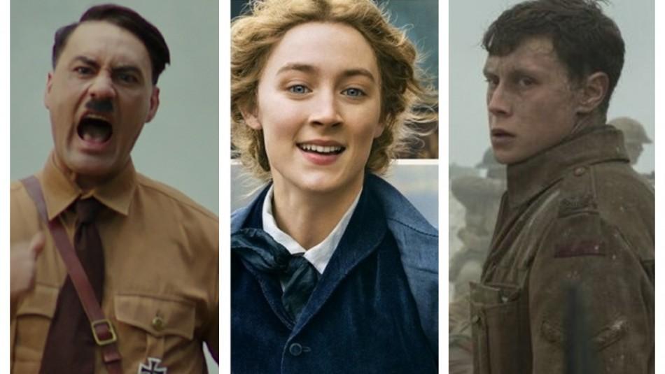 Tres películas nominadas al Oscar llegan a cines chilenos: Revisa dónde verlas