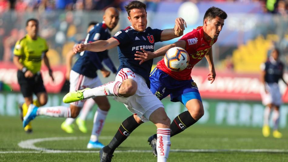 Unión Española avisa que no jugará en Copa Chile.