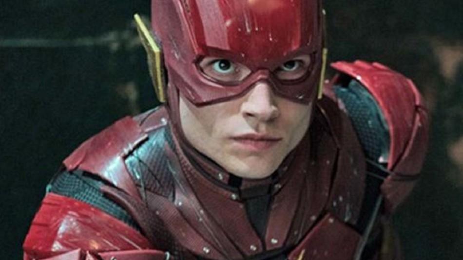 ¿Qué ha pasado con la película Flash de Ezra Miller?