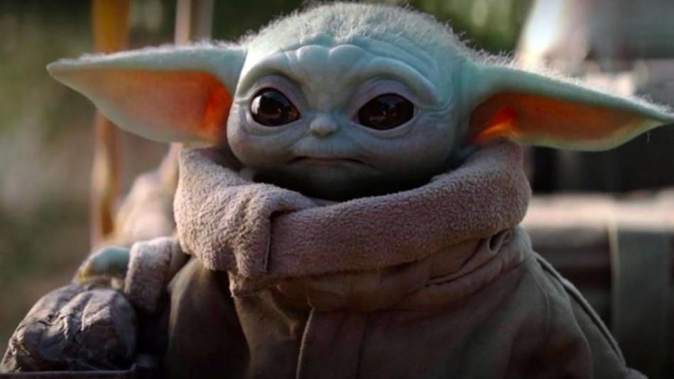George Lucas conoció finalmente a Baby Yoda y Twitter se revolucionó