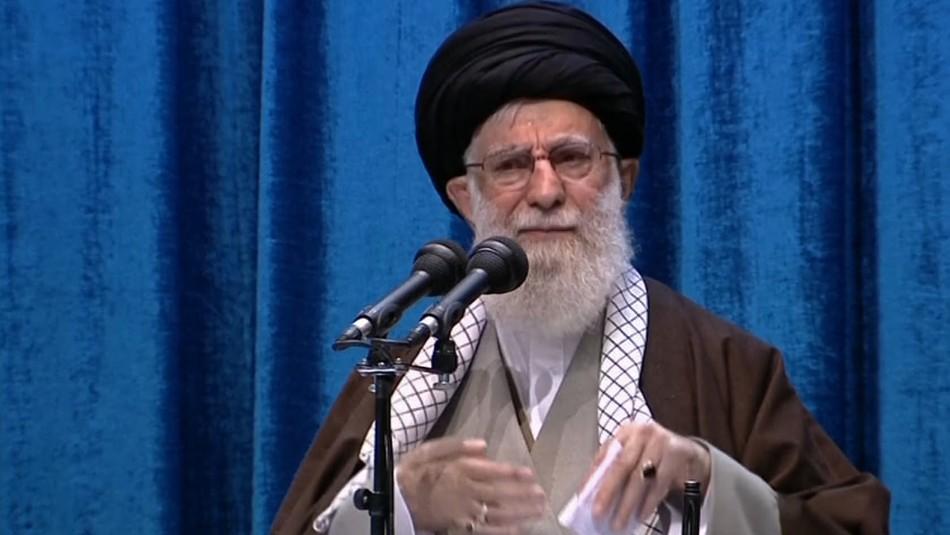 Líder supremo iraní: La