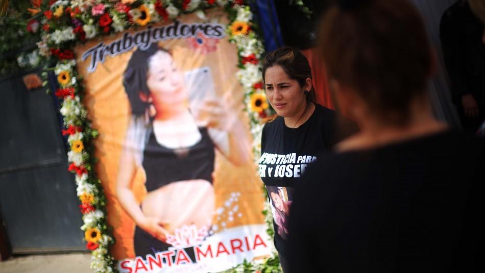 Fernanda Maciel es velada en su casa tras casi dos años desde su desaparición