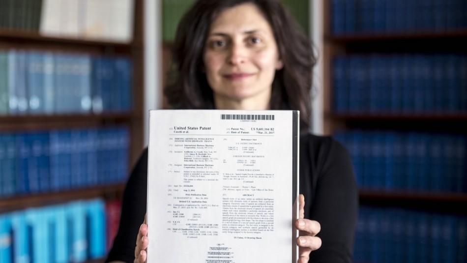 Inventores de IBM alcanzaron un número récord de 9.262 patentes