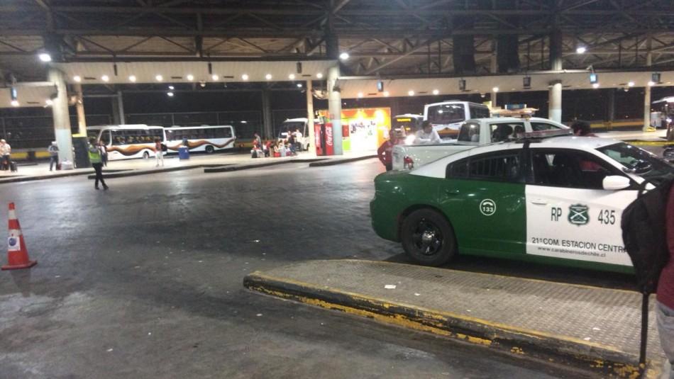 Mujer de 71 años muere tras ser atropellada por un bus en el terminal San Borja