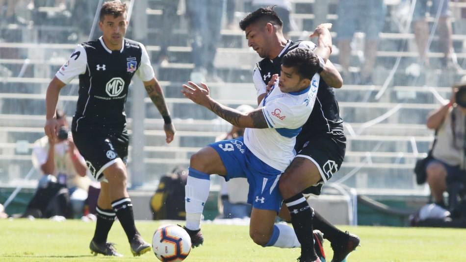 El desafío se juega en el estadio Germán Becker.