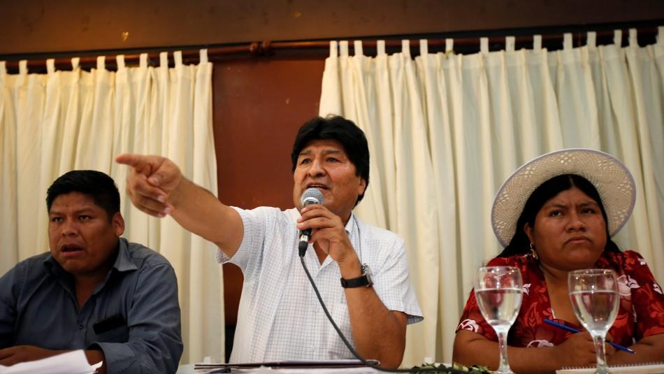 Evo Morales anuncia que su exministro de economía será candidato a la presidencia de Bolivia