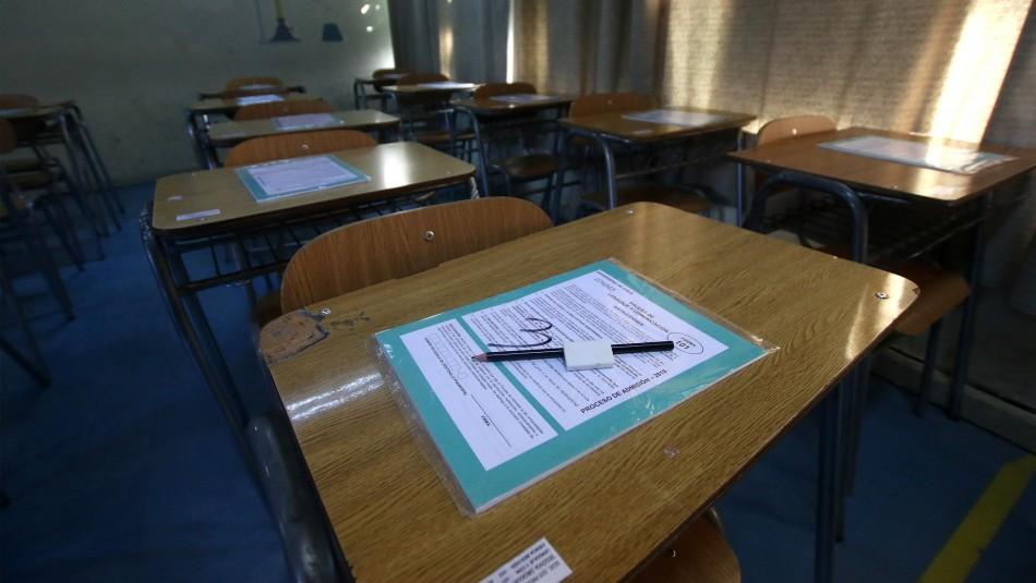 Defensoría de la Niñez interpone recurso de protección por 21 postulantes afectados en la PSU