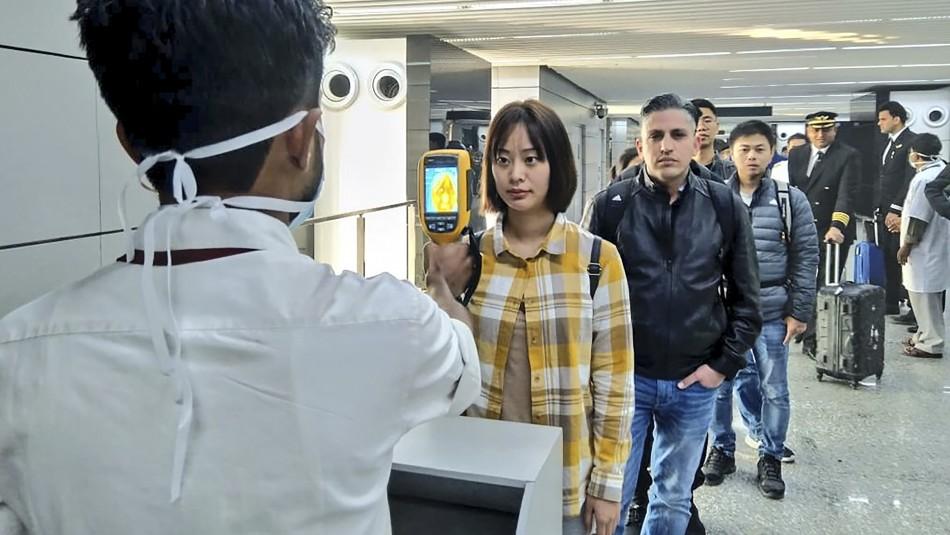 Chile toma resguardos para prevenir posibles contagios de Coronavirus